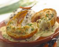 Recettes de langouste au four toutes les recettes - Recette de langouste grillee antillaise ...