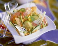 ceviche de saumon aux agrumes