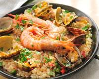 Paella traditionnelle